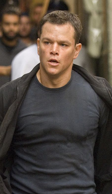 "Matt Damon Says New ""Bourne"" Film Is About ""A Post-Snowden World"" 
