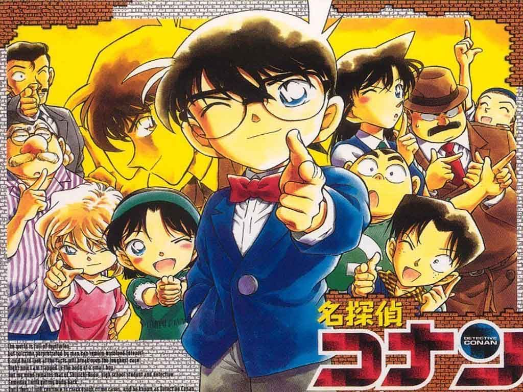Cartoon Wallpapers Hd Detective Conan Wallpaper Hd Detective Phim Hoạt Hinh Hinh ảnh
