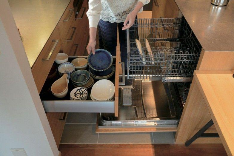 造作キッチンのススメ インテリア 収納 造作キッチン キッチン