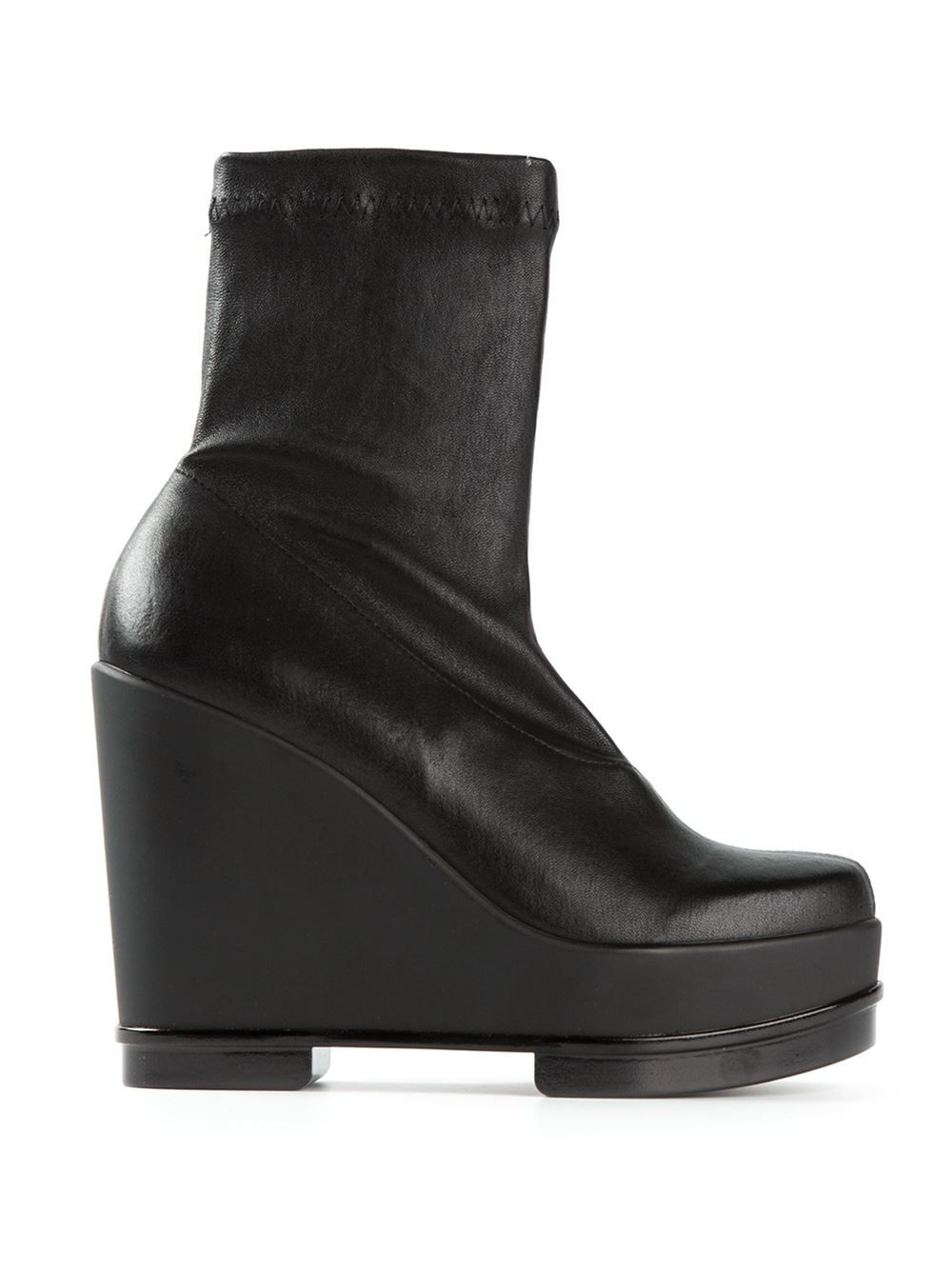 e3ede4182ae Robert Clergerie Platform Ankle Boots - Wok-store - Farfetch.com ...