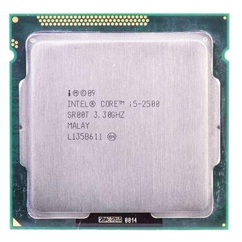 Intel Core i5-2500 3.3GHz 5GT/s 4x256KB L2/6MB L3 Socket 1155 Quad-Core CPU