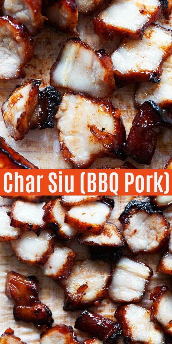 Char Siu - Best Char Siu Pork Recipe - Rasa Malaysia