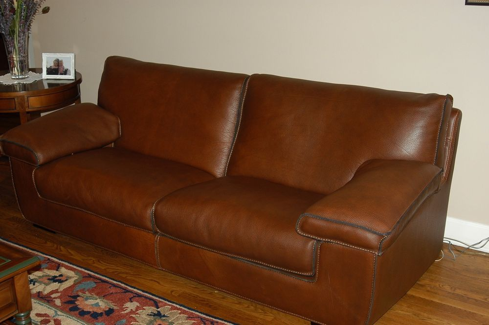 Superb Magnificent Top Of The Line Traditional Roche Bobois Sofa And Two Chairs. A  Unique Opportunity To Own The Best Quality, Will Last A Life Time.