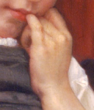 William Adolphe Bouguereau - Detail
