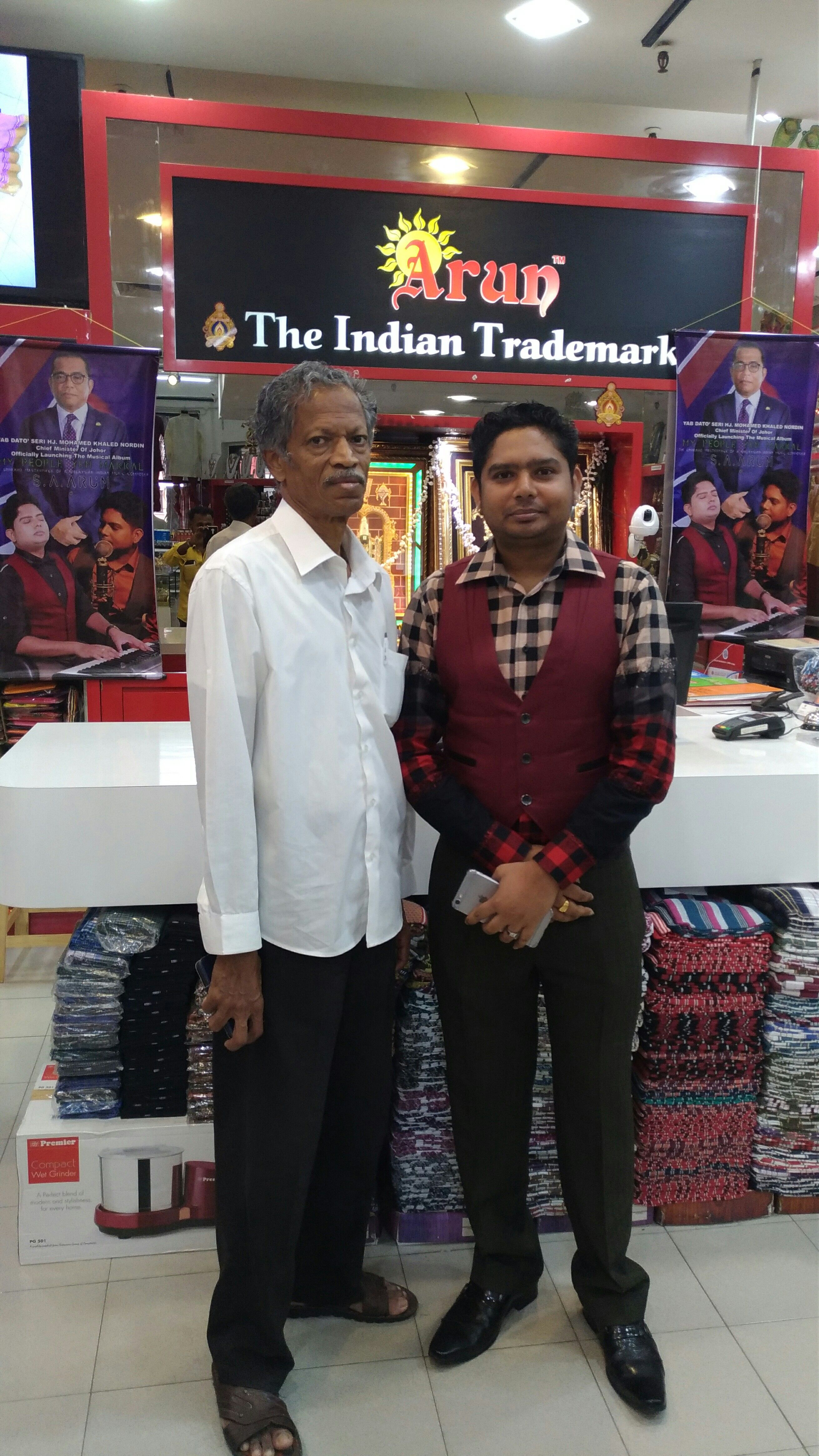 31 01 2018 @ Arun Johor Town An appointment with Exporter