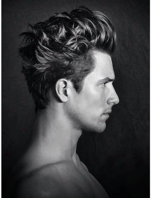 Men Hair Trends Mens Hairstyles Haircuts Trends - Hairstyle mens online
