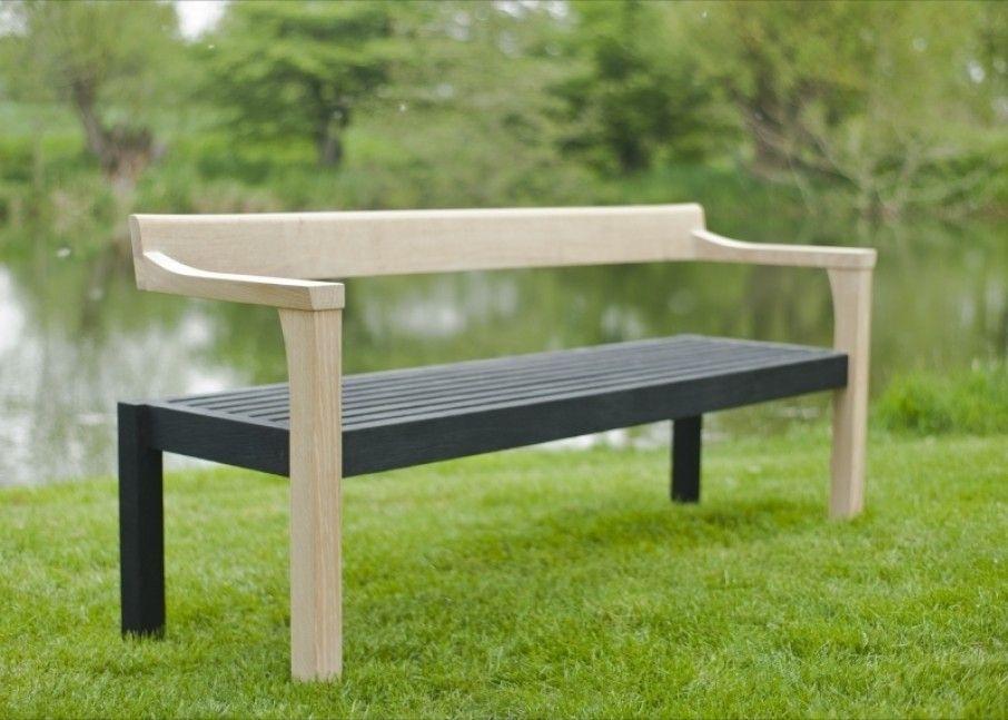 the simon thomas pirie floating bench garden bench pinterest