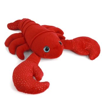 Under The Sea Friends Lobster Stuffed Animal By First And Main