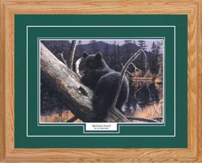 Northern Promotions Framed Art - Resting Place by Liz Mitten Ryan