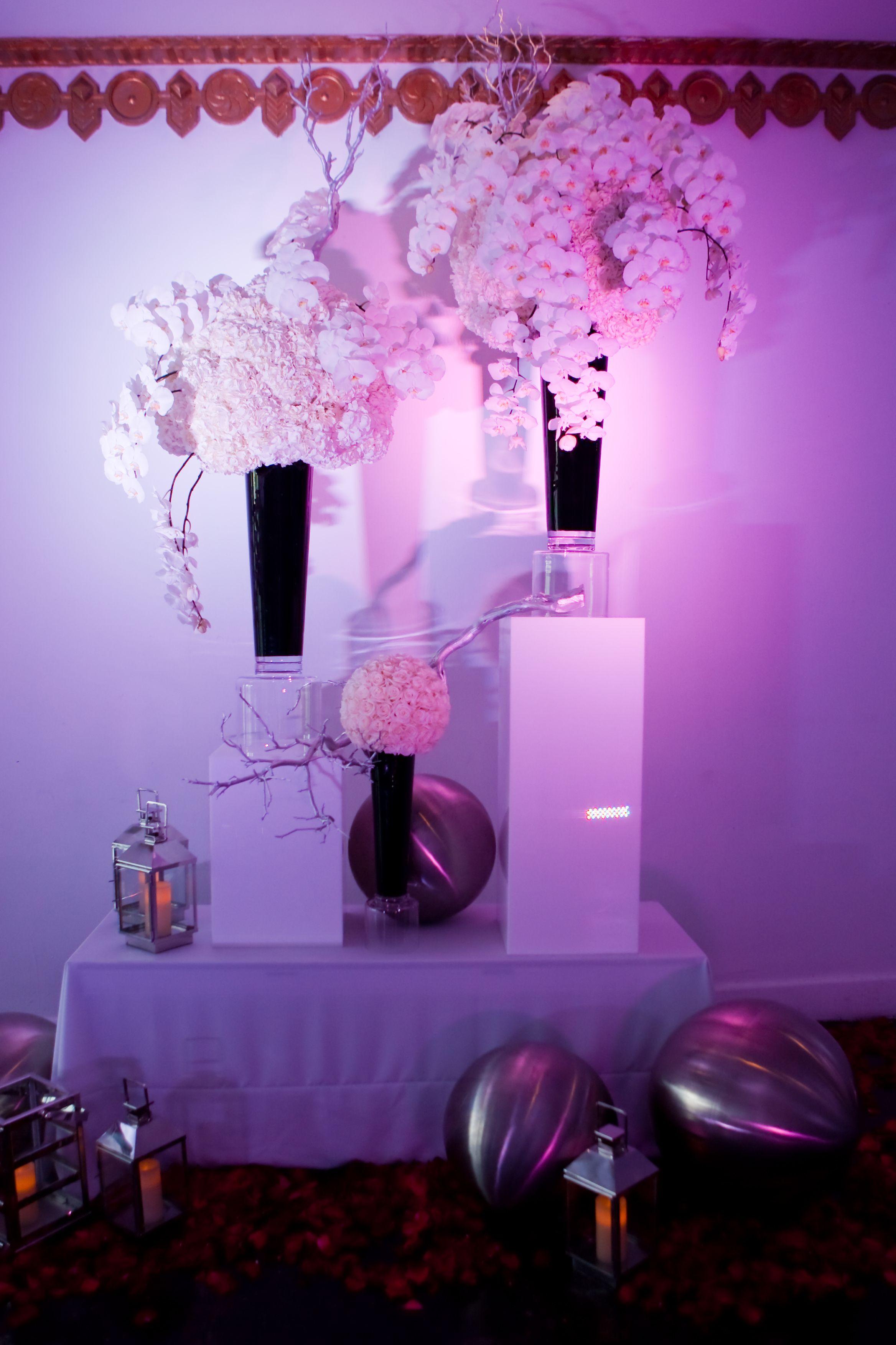 BLOG.JOSEDESIGNS.COM: Michi & Brandon Marshall\'s Wedding at The ...
