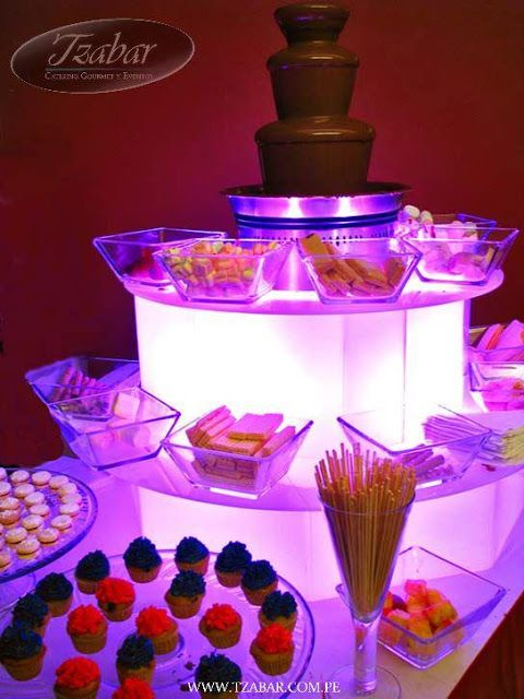 Decoracion mesas de dulces ideas creativas alojamiento for Decoracion mesas dulces