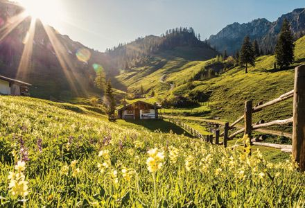 Holidays In Ruhpolding, Germany