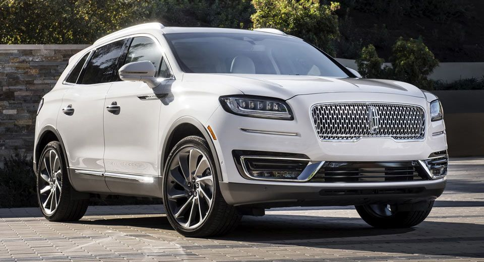 2019 lincoln nautilus is the facelifted mkx cars lincoln suv rh pinterest com