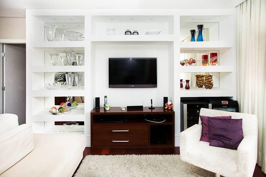 cosy drywall entertainment centers. M veis de drywall  25 solu es para ambientes Casa DrywallEntertainment CenterSearchingTv Tv walls and Walls