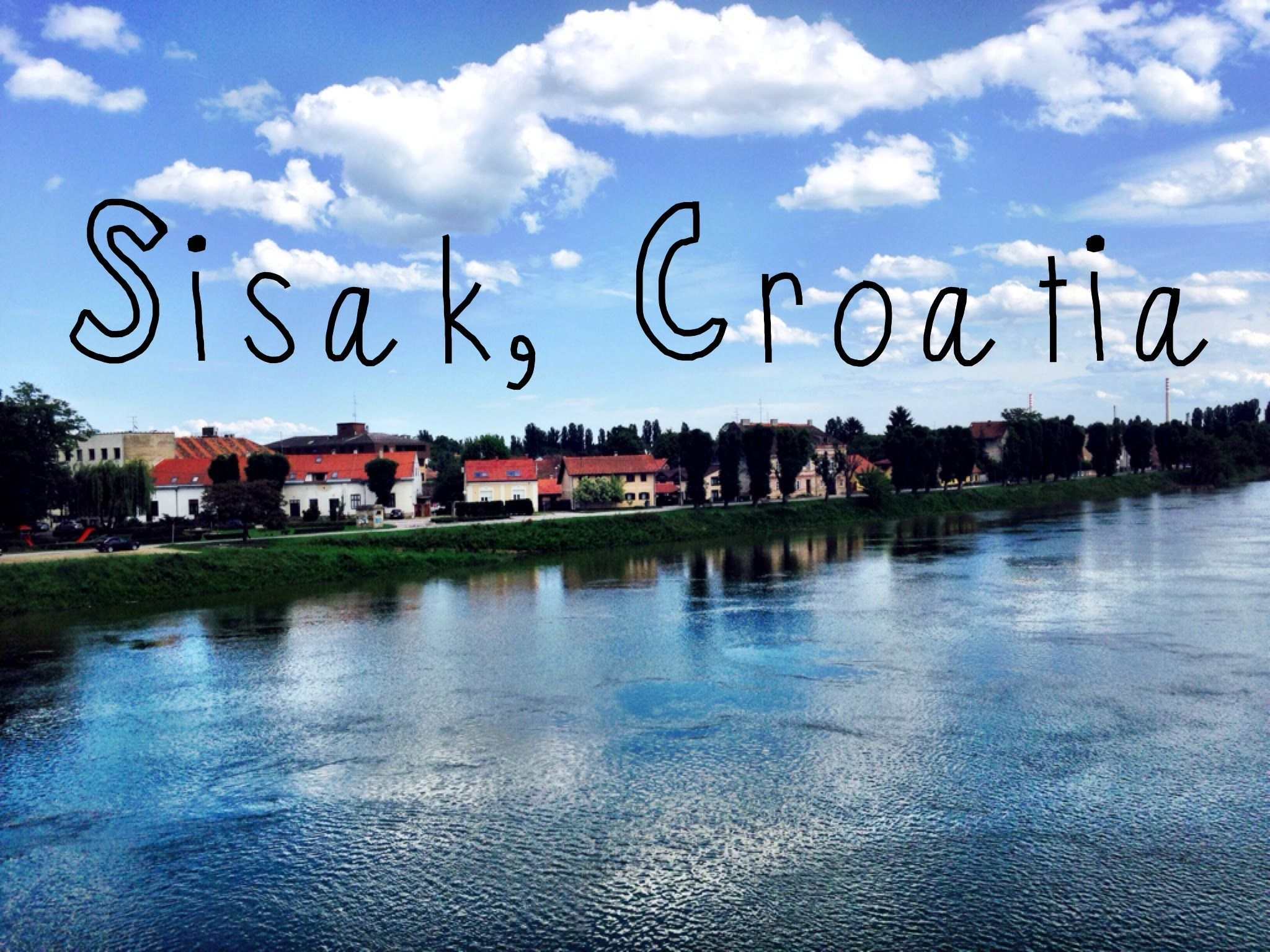 Sisak Croatia My Second Installment Of My Croatia Videos Croatia Travel Youtube Croatia Travel Youtube