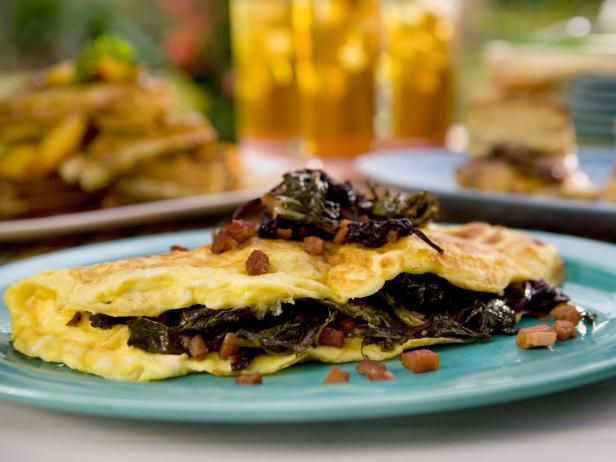Sauteed collard green omelet recipe sauteed collard greens get sauteed collard green omelet recipe from cooking channel forumfinder Gallery