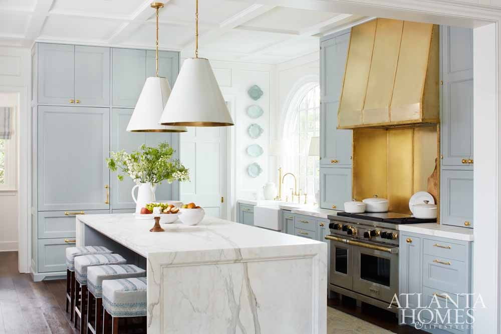 17 Blue & White Traditional Decor Ideas from a Showhouse | Calacatta Gold French Kitchen Design Ideas on french farmhouse kitchen ideas, french cottage design ideas, french landscape design ideas, french photography ideas, french garden design ideas, french kitchen remodeling ideas, family design ideas, french kitchen cabinets, french kitchen backsplash, kitchen decorating ideas, french kitchen table set, french kitchen window over sink, lowe's bath design ideas, french provincial kitchen ideas, french rustic kitchen ideas, french furniture ideas, french country decorating ideas, french provincial design ideas, french door design ideas, french bathroom ideas,