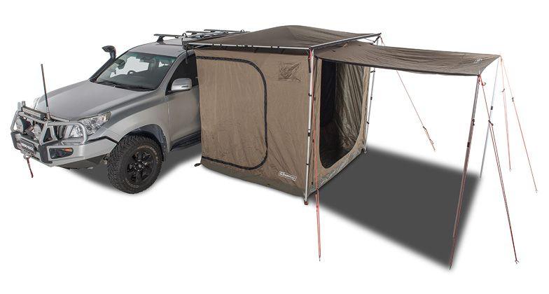 Sunseeker 2 5m Base Tent 32119 Rhino Rack Truck Tent Tent Roof Rack