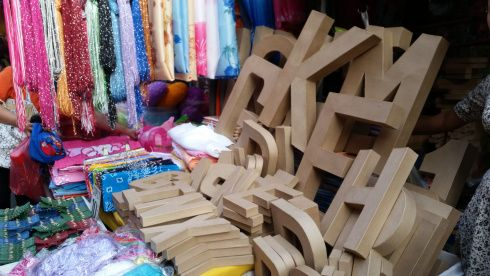Paper Mache Letters Craft Supplies Stores In Manila