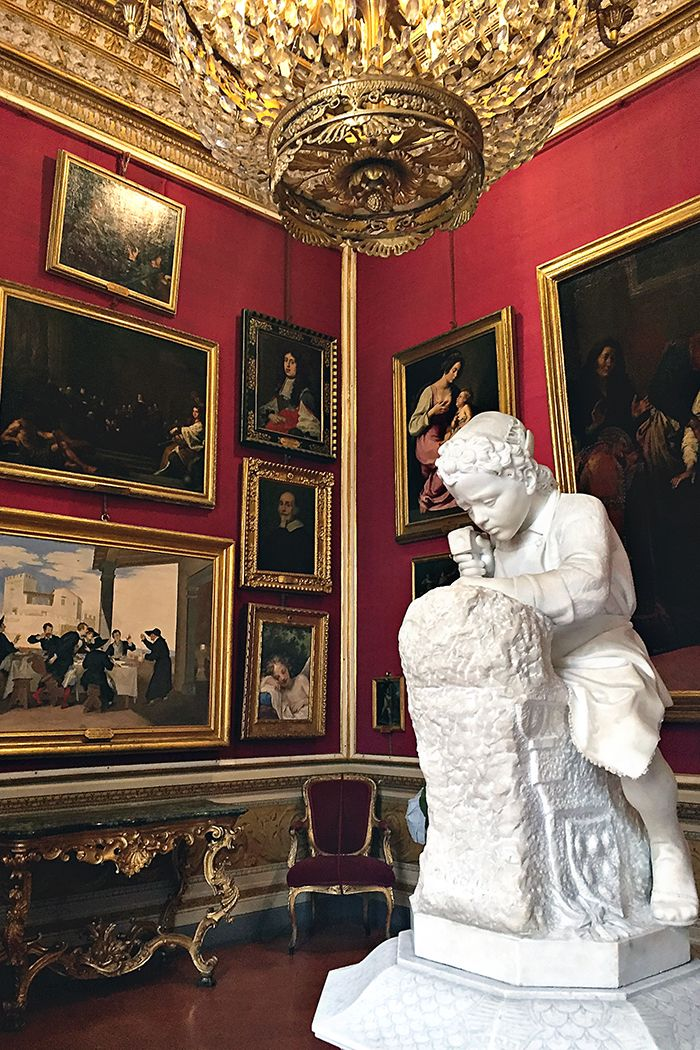 History In High Heels: Florence Guide: Palazzo Pitti