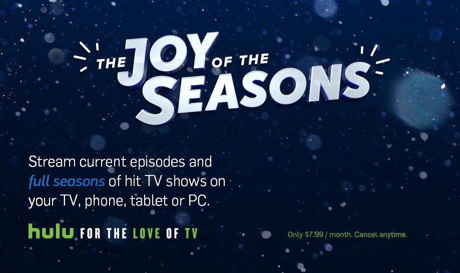 Hulu Plus Watch tv shows, Hulu, Tv shows