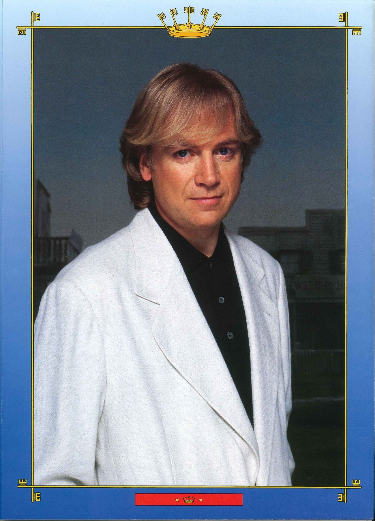Moody Claire: Justin Hayward Of The Moody Blues