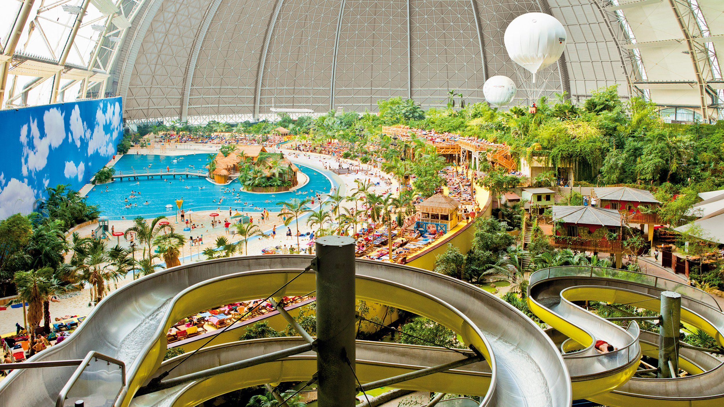20 Of The Largest Water Parks In World Wild Park