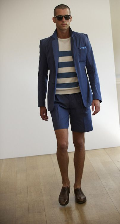 Shorts and Stripes.