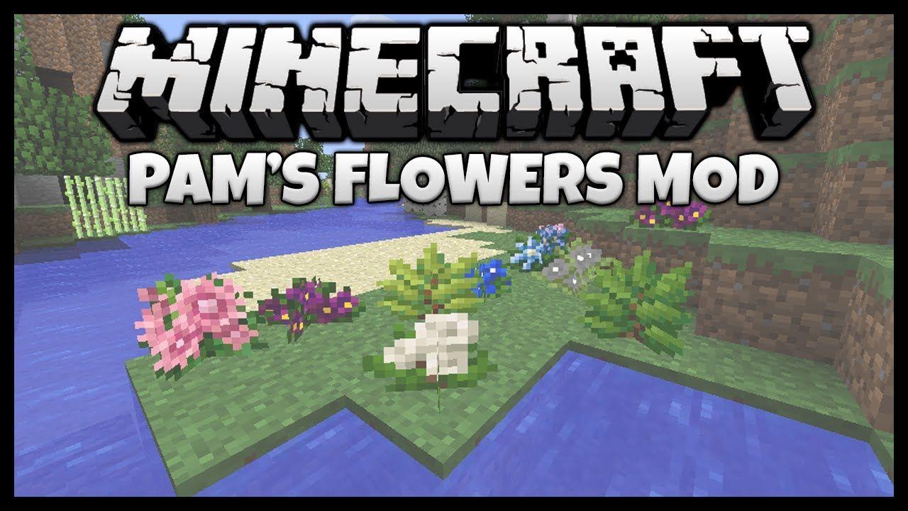 Weee! Flowers Mod 1.12.2/1.7.10 Download Flowering vines