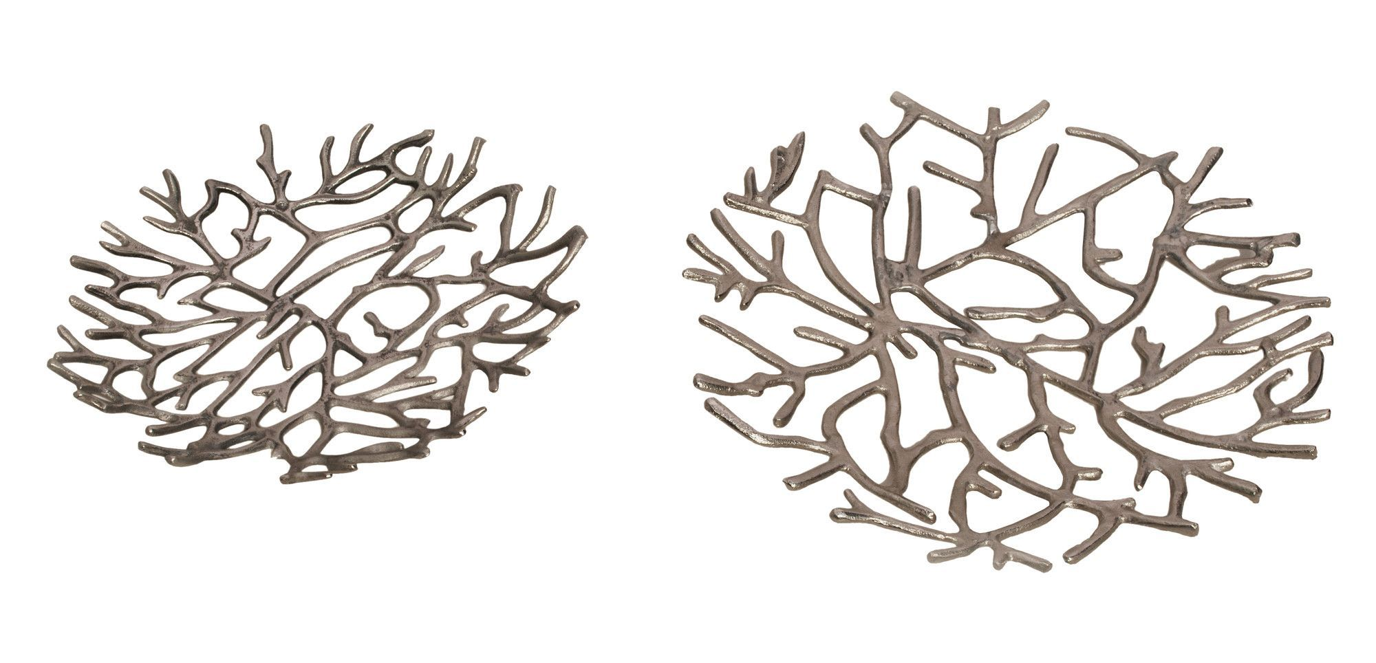 2 Piece Twig Platter (Set of 2)