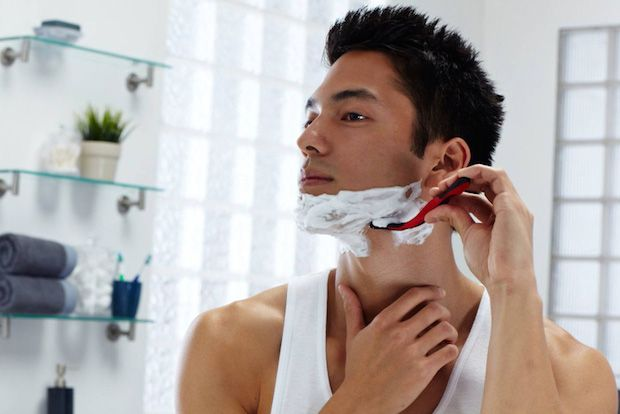best-way-to-shave-facial-hair