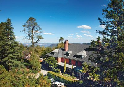 In Pictures Luxe Lodging Australia New Zealand South