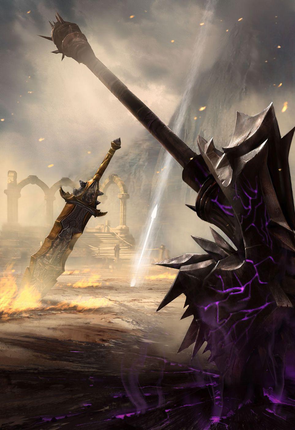 God of War: Ascension Concept Art | concept art ...