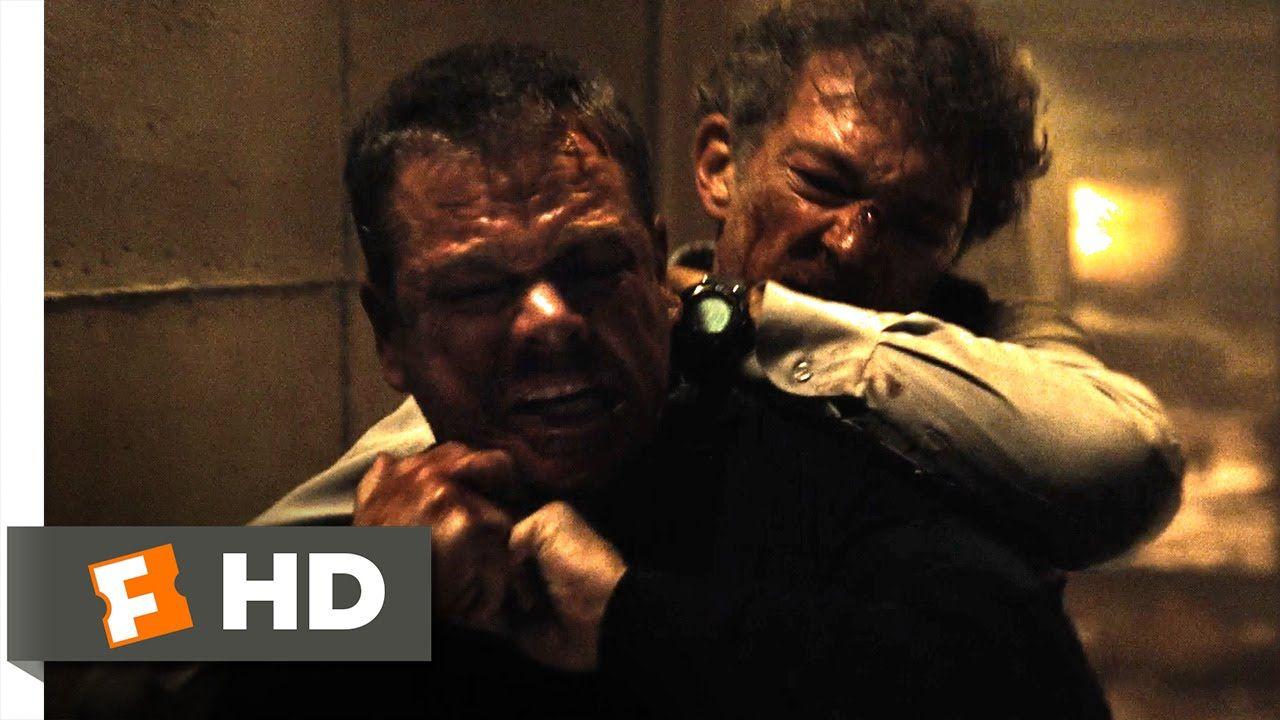 Jason Bourne Bourne vs. the Asset Scene (10/10