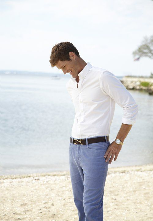 you cant go wrong with a white shirt