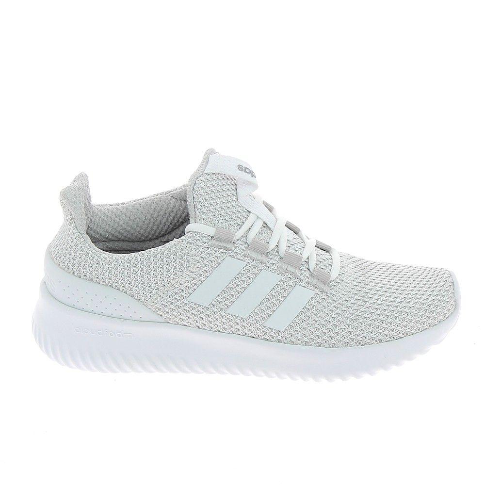 ADIDAS Cloudfoam Ultimate Gris Blanc   Adidas   Adidas