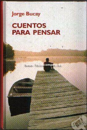 """El otro de autor nacional con 4 lectores (ninguno argentino) de 2006, """"Cuentos para pensar"""" de Jorge Bucay. ¡Como descendió la intensidad de los autores argentinos de 2005 a 2006!"""