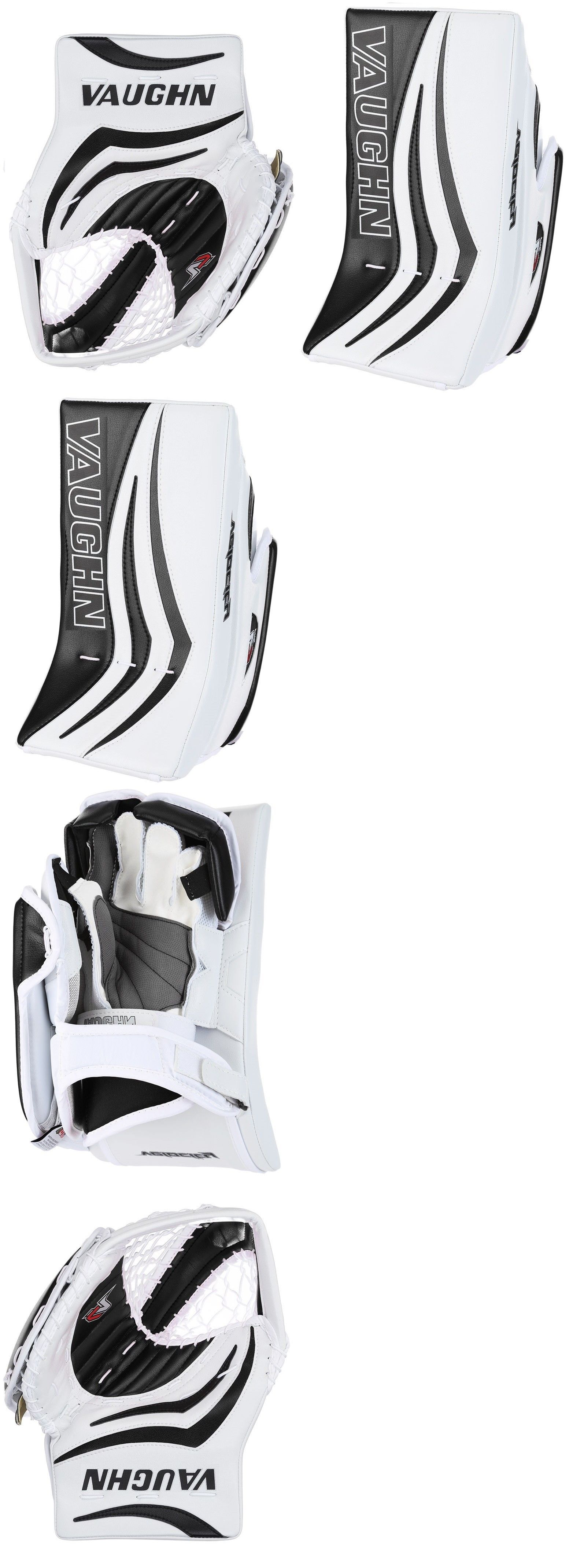d365c4d85b4 Gloves and Blockers 79763  Vaughn Xr Pro Hockey Goalie Blocker Glove Sr  Full Right Velocity
