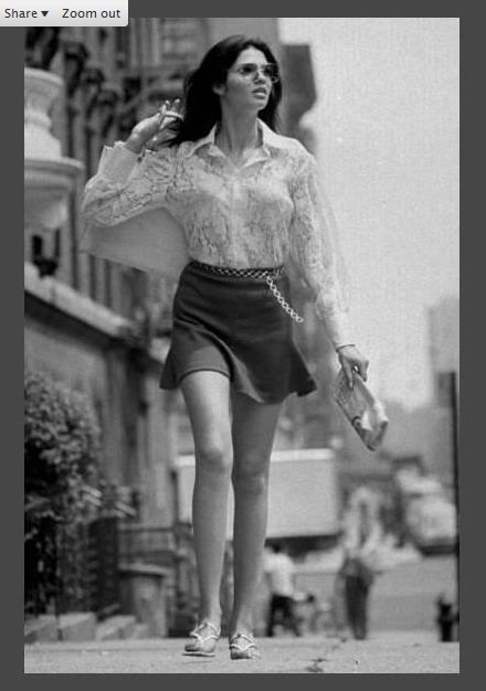 1960's | Vintage Fashion: The Mini Skirt 1960's