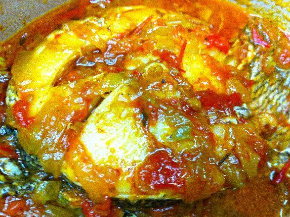 Recette r unionnaise la recette cari poisson l gine cuisine cr ole plats pinterest - Cuisine reunionnaise recette ...