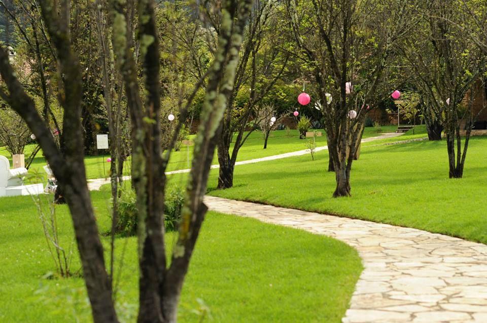 Jardin Hotel Parador San Juan De Dios San Cristobal De Las Casas