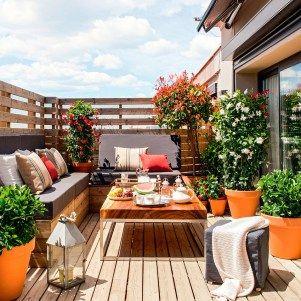 13 Idee Per Il Terrazzo O La Veranda Terrazzi Terrazas
