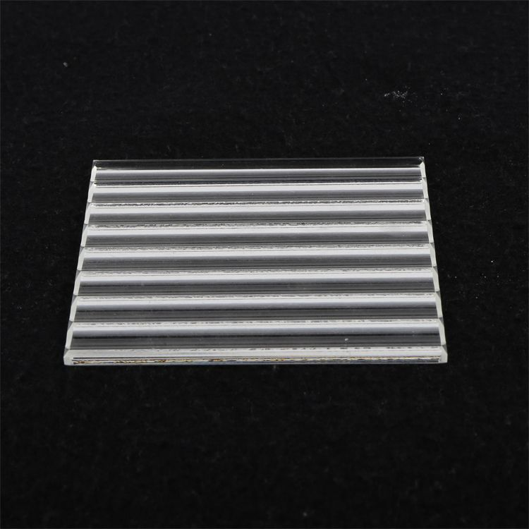China price 1068mm louver tempered safety laminated