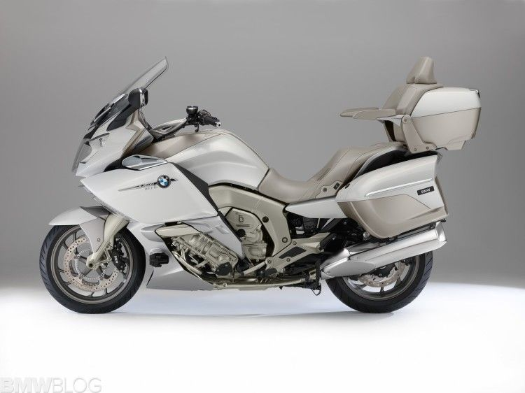 The New Bmw K 1600 Gtl Exclusive Bmw Motorcycles Bmw Motorrad Motorcycle