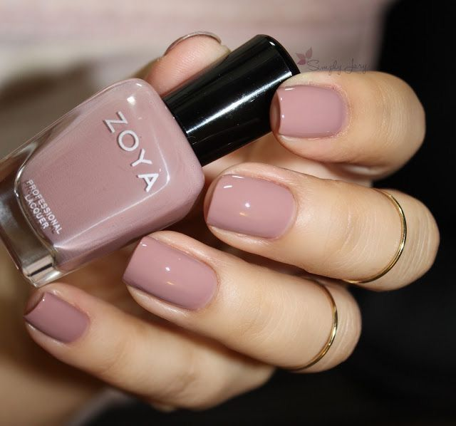 Valentine S Day Light Pink Natural Nails