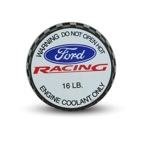 Radiator Cap with Ford Racing Logo M-8100-A Ford Racing