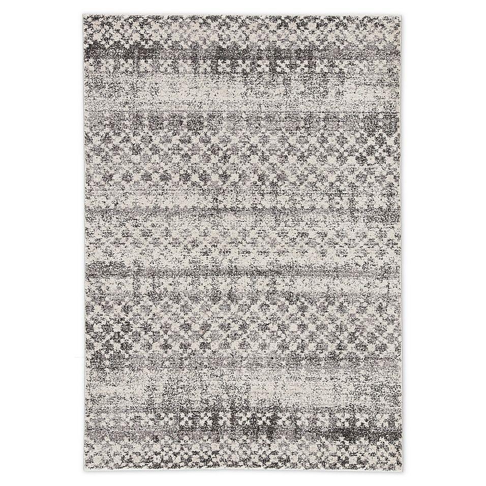 Jaipur Dalton Enesta 8 10 X 12 Area Rug In Grey In 2019 Rugs