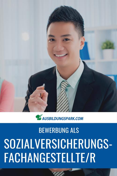 Bewerbung Als Sozialversicherungsfachangestellter Sozialversicherungsfachangestellte In 2020 Angestellte Ausbildung Bewerbung