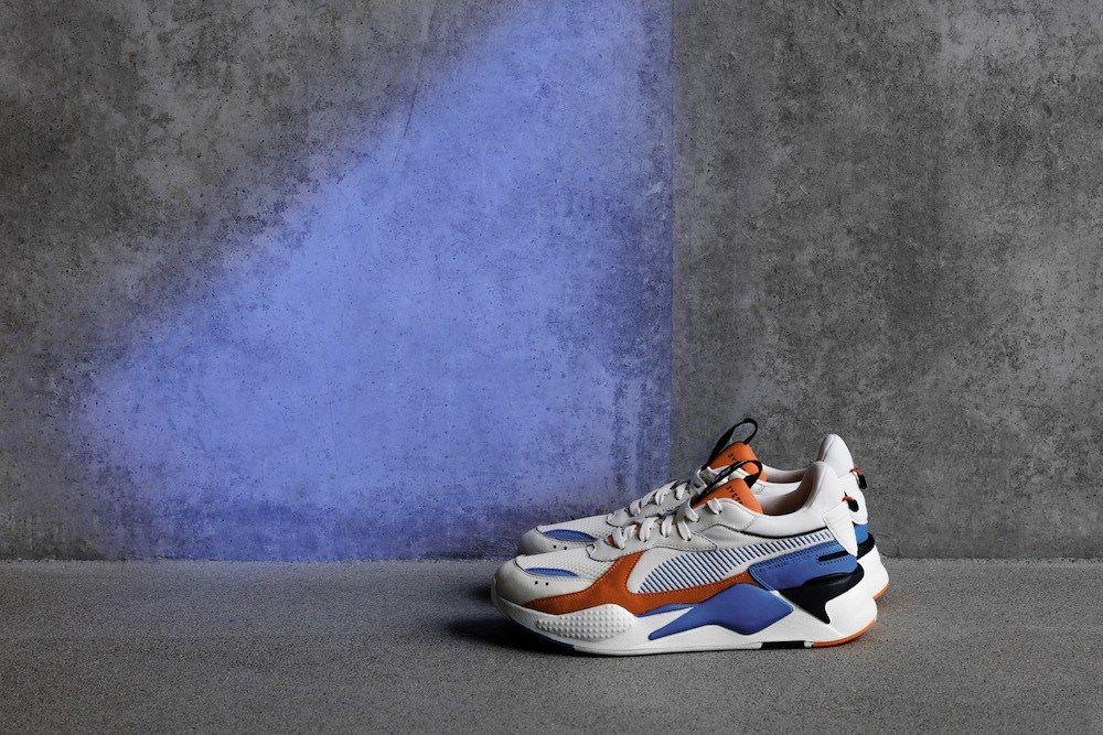 Puma Baskets RS X Reinvention Farfetch