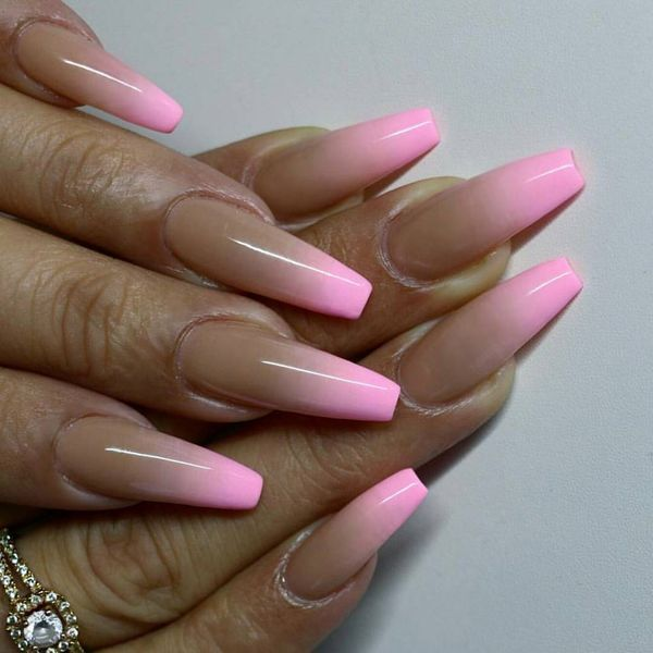 Photo of Stiletto Nail Art Trends